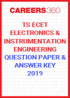 TS ECET Question Paper and Answer Key Electronics and Instrumentation Engineering 2019