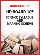 HP Board 10th Science Syllabus & Marking Scheme 2020