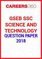 GSEB SSC Question paper 2018 Science and Technology