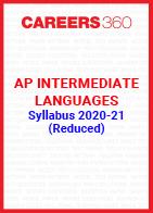 AP Intermediate Languages Syllabus 2020-21 (Reduced)