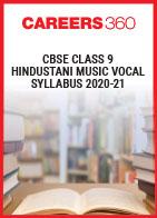 CBSE Class 9 Hindustani Music Vocal Syllabus 2020-21
