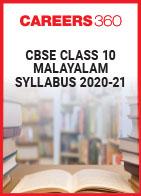 CBSE Class 10 Malayalam Syllabus 2020-21