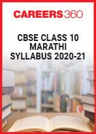 CBSE Class 10 Marathi Syllabus 2020-21