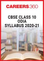 CBSE Class 10 Odia Syllabus 2020-21