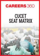 CUCET Seat Matrix