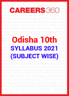 Odisha 10th syllabus 2021 (Subject wise)