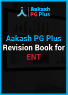Aakash PG Plus Revision Book for ENT
