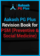 Aakash PG Plus Revision Book for PSM