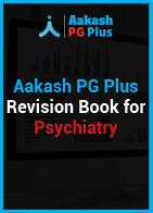 Aakash PG Plus Revision Book for Psychiatry