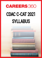CDAC C-CAT 2021 Syllabus