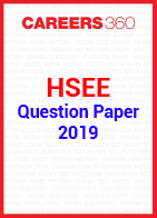 HSEE 2019 Question Paper