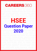 HSEE 2020 Question Paper