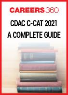 CDAC C-CAT 2021- A Complete Guide
