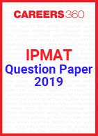 IPMAT 2019 Question Paper