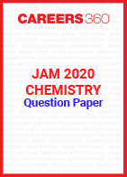JAM 2020 Chemistry Question Paper