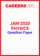 JAM 2020 Physics Question Paper