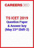 TS ICET 2019 question paper-Shift 2