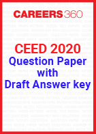 CEED 2020 Question Paper with Draft Answer Key