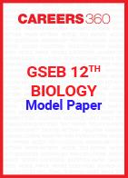 GSEB 12th Biology Model Paper
