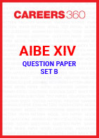 AIBE XIV question paper and answer key - Set B
