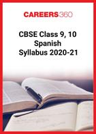 CBSE Class 9, 10 Spanish Syllabus 2020-21