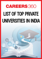 List of Top Private Universities in India