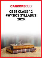 CBSE 12th Physics Syllabus 2020