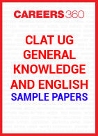 CLAT Sample Paper for General Knowledge and English