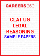 CLAT Legal Reasoning Sample Paper