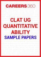 CLAT Sample Paper for Quantitative Ability