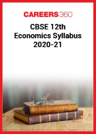 CBSE 12th Economics Syllabus 2020-21