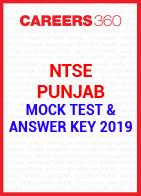 NTSE Punjab MAT Mock Test 2019