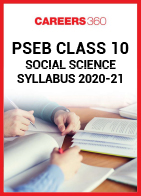PSEB Class 10 Social Science Syllabus
