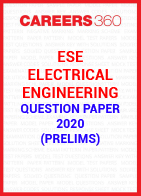 ESE Electrical Engineering Question Paper 2020 (Prelims)