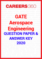 GATE Aerospace Engineering 2020 Question Paper & Answer Key
