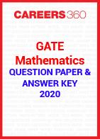 GATE Mathematics 2020 Question Paper & Answer Key