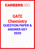 GATE Chemistry 2020 Question Paper & Answer Key