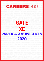 GATE XE Papers 2020 & Answer Key