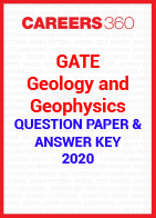 GATE Geology and Geophysics 2020 Question Paper & Answer Key