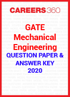 GATE Mechanical Engineering 2020 Question Paper & Answer Key