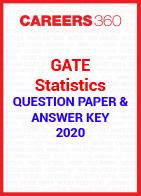 GATE Statistics 2020 Question Paper & Answer Key