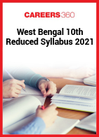 West Bengal 10th Reduced Syllabus 2021