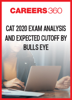 CAT 2020 Exam Analysis and Expected Cutoff by Bulls Eye