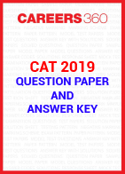 CAT 2019 Question Paper and Answer Key