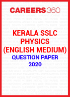 Kerala SSLC Physics (English Medium) Question Paper 2020
