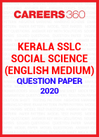 Kerala SSLC Social Science (English Medium) Question Paper 2020
