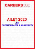 AILET 2020 LLM Question Paper