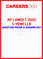 AP LAWCET 2020 5-year LLB Question Paper and Answer Key