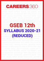 GSEB 12th Syllabus 2020-21 (Reduced)