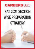 XAT 2021 Section Wise Preparation Strategy